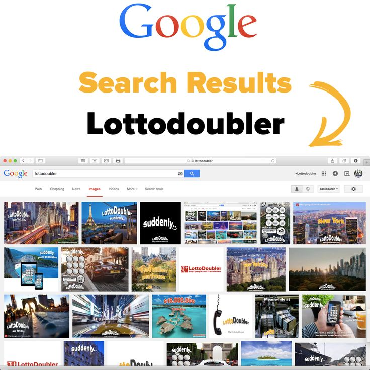 Google images, search results: Lottodoubler