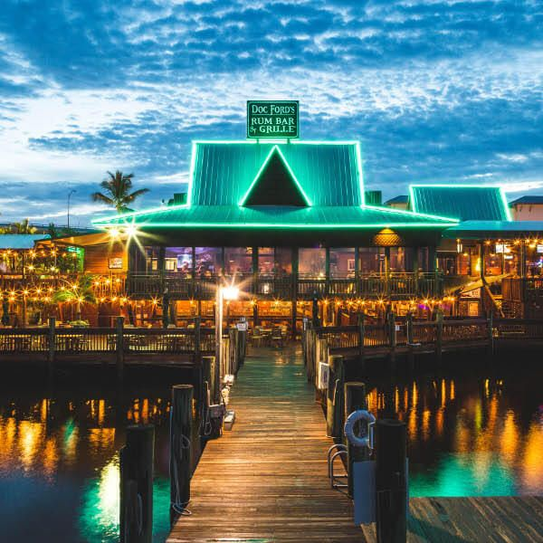 This restaurant offers live entertainment and family fun at 3 locations in Ft Myers Beach, Sanibel Island & Captiva Island. Find coupons here.