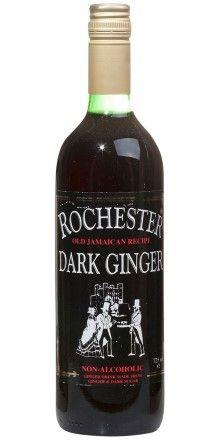 Rochester, Dark Ginger, Ingefærdrik Mørk