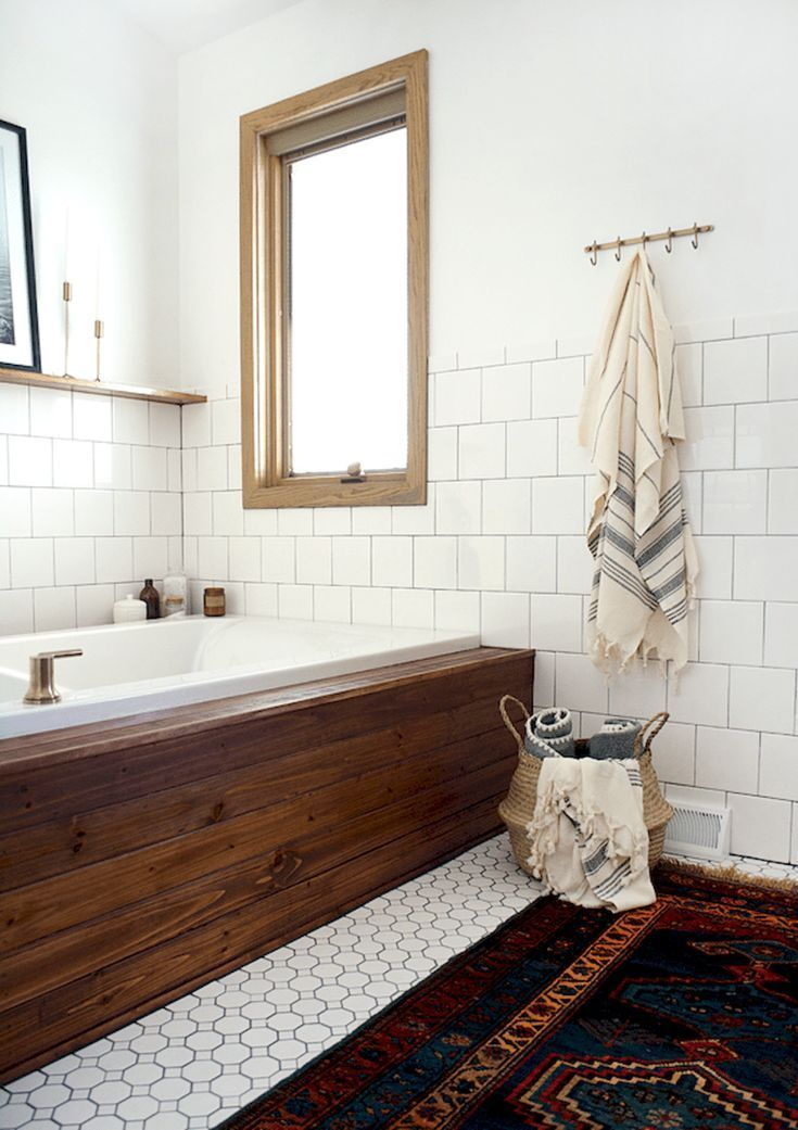 120 Best Modern Farmhouse Bathroom Design Ideas And Remodel To Inspire Your Bathroom 4 Modern Vintage Bathroom Vintage Bathroom Decor Modern Farmhouse Bathroom