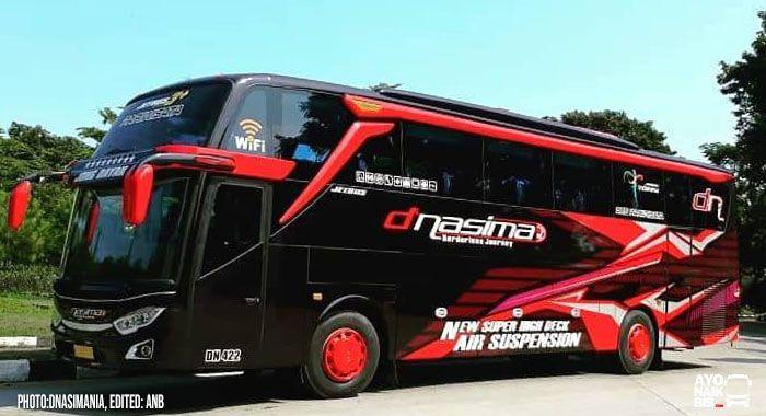 Baju Bus Mania