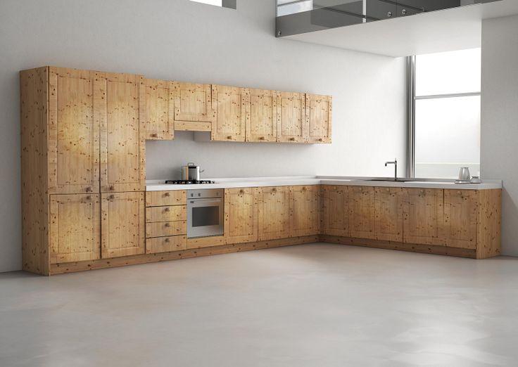 Cucina: la rinnovo cambiando solo le ante - Cose di Casa