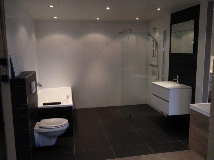 over Complete Badkamer op Pinterest - Badkamers, Kleine badkamer ...