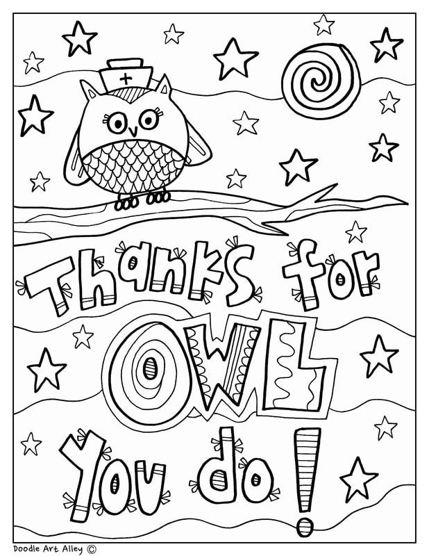 Principal Day Classroom Doodles School Celebration