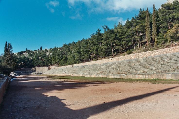 Stadion | Delphi