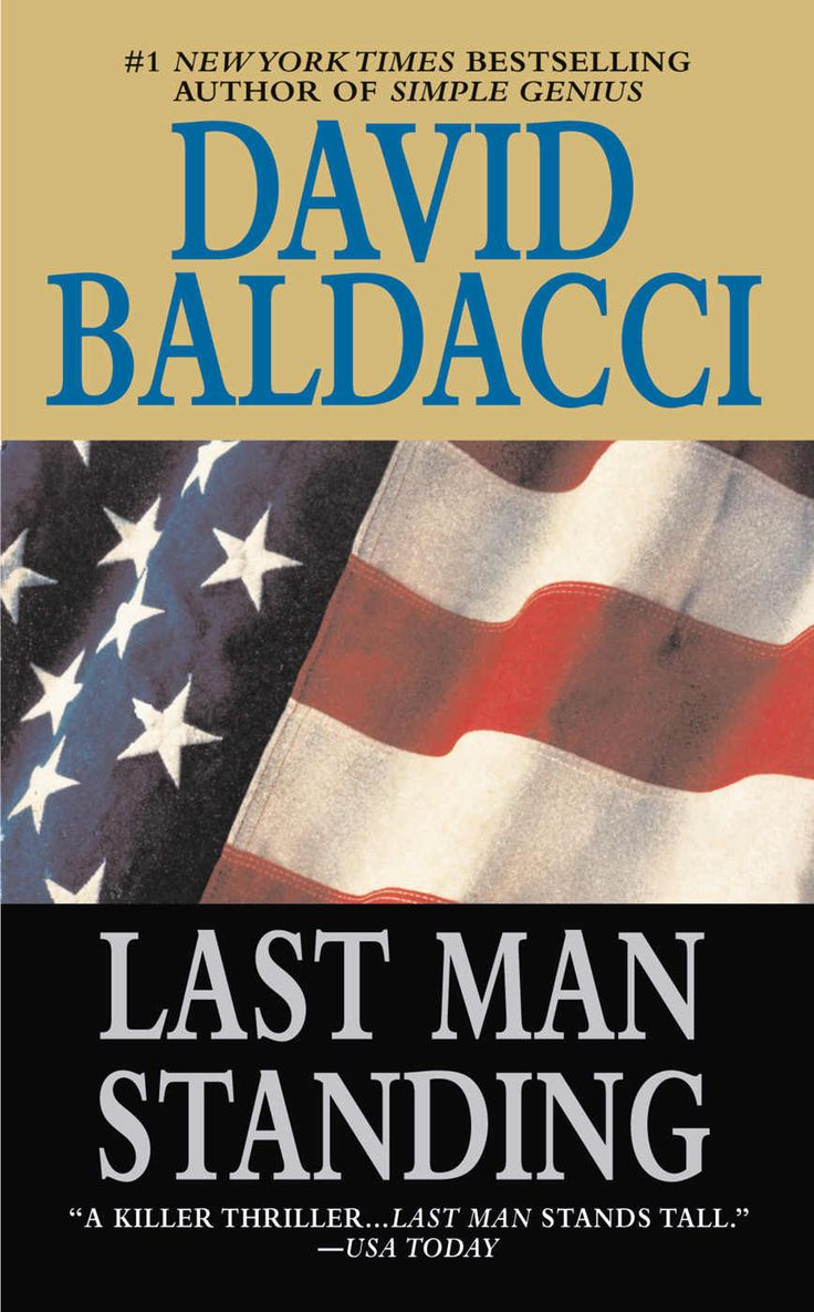 Last Man Standing  Kindle Edition By David Baldacci Mystery, Thriller &  Suspense Kindle