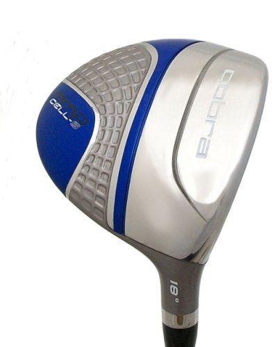 UK Golf Gear - NEW COBRA GOLF CLUBS MENS AMP CELL-S BLUE 18° FAIRWAY 5 WOOD GRAPHITE REGULAR
