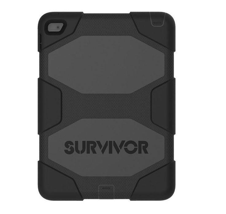 iPad Air 2 Griffin Survivor All-Terrain Case by Griffin - iMobile-Wireless.com | Designed and tested to meet or exceed US Department of Defense Standard 810F, Griffin's Survivor Extreme-Duty Case for iPad Air 2 is designed from the inside out to protect your iPad Air 2 from extreme conditions ... dirt, sand, rain, shock, vibration, and a host of other environmental factors.