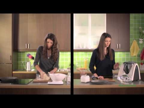 ▶ Adapting your recipes to Thermomix - Kneading - YouTube