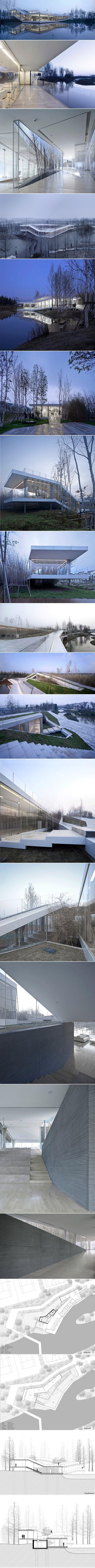 Riverside Clubhouse Yancheng, Jiangsu | China (People's Republic of) | Completed 2010