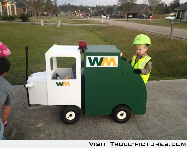rookie moms halloween costume ideas for babies in carseats strollers or other things with wheels - Kids Halloween Radio