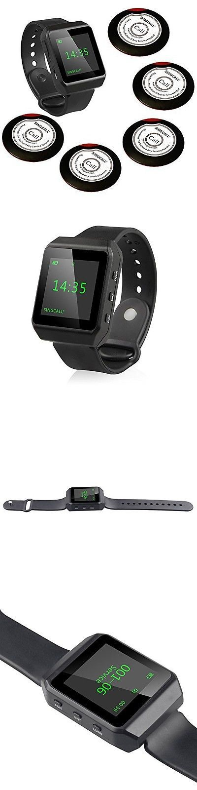 Pagers: Singcall® Wireless Service Calling System,For Bank Restaurant Hotel,Call -> BUY IT NOW ONLY: $196.49 on eBay!