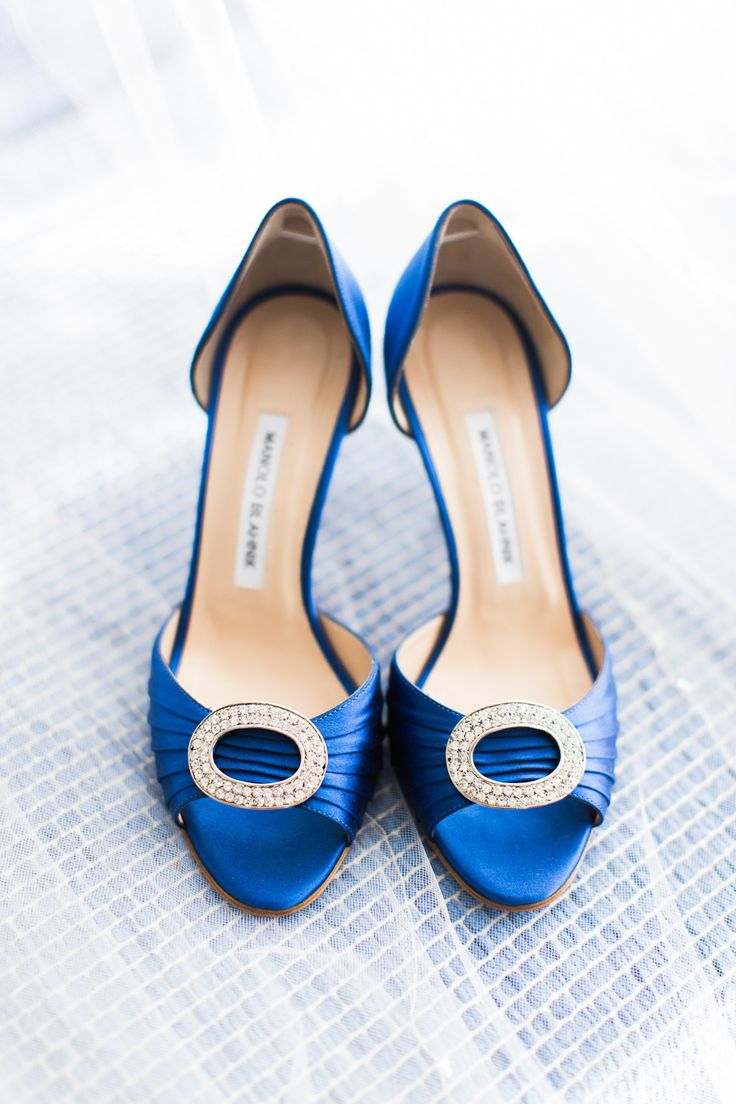 something blue wedding shoes | itakeyou.co.uk