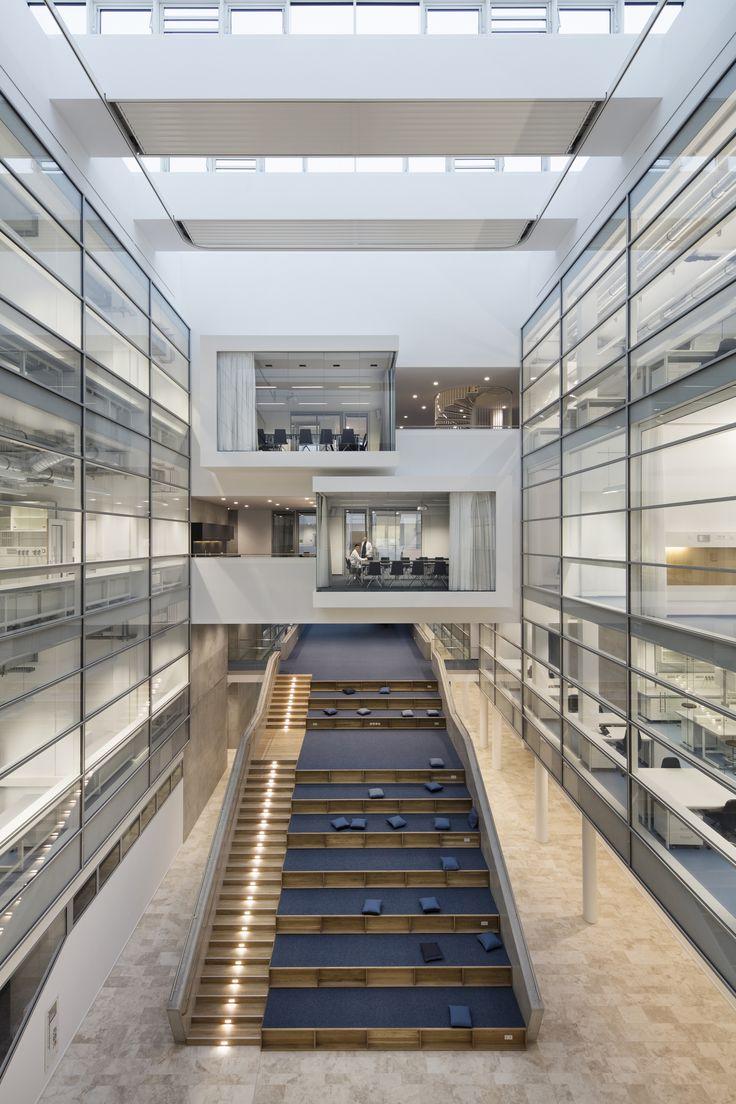Gallery of Center of Brain, Behavior and Metabolism / Hammeskrause Architekten…