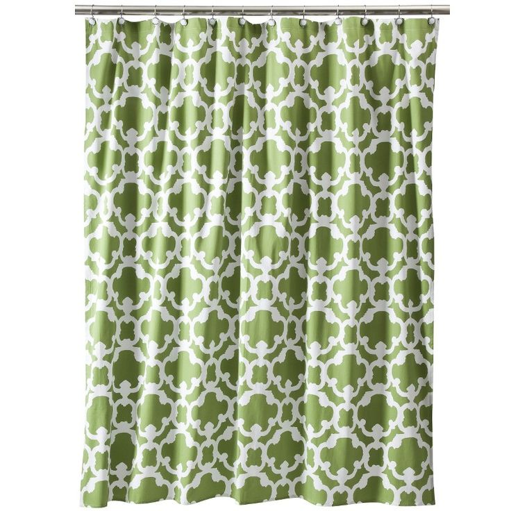 Generous Target Green Shower Curtain Pictures Inspiration ...