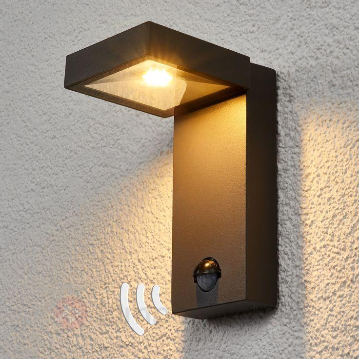 Außenwandlampe Toska mit LED und Sensor 9647062