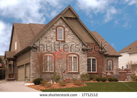 Brick And Stone House Bing Images Homes Pinterest
