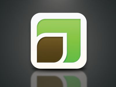 Interesting app icon design