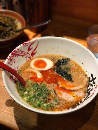 Zundo ya Shinsaibashi (ramen restaurant) - Osaka