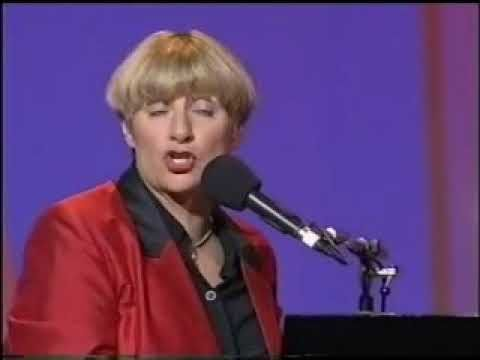 Victoria Wood -  Pam Song LIVE