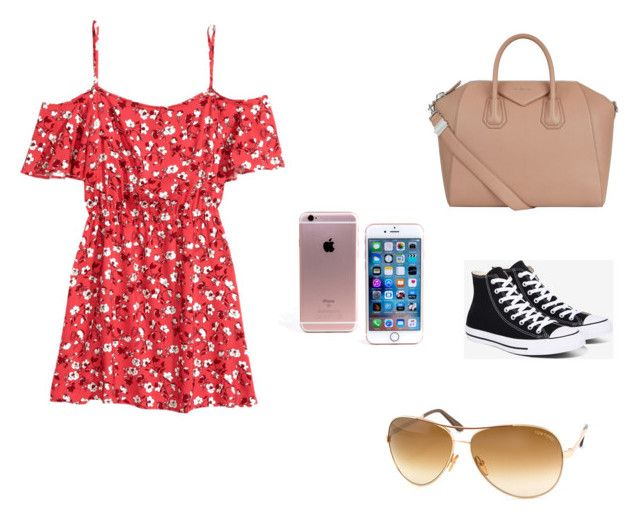 """""""Fancy Tomboy look"""" by newt1504 on Polyvore featuring H&M, Converse, Givenchy and Tom Ford"""