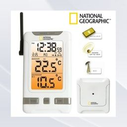 Statie meteo National Geographic