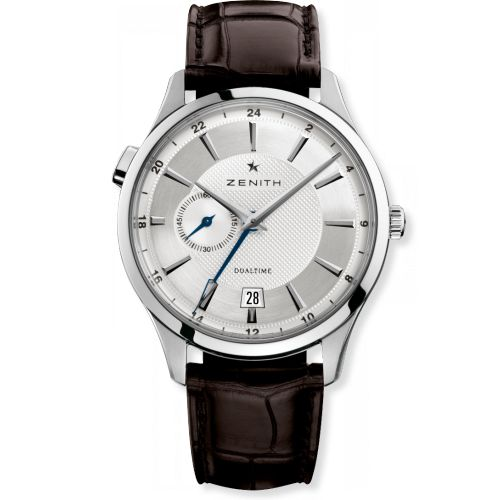 the zenith captain - dual time (£3,900)