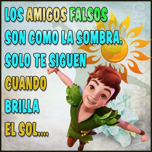 Los amigos #falsos