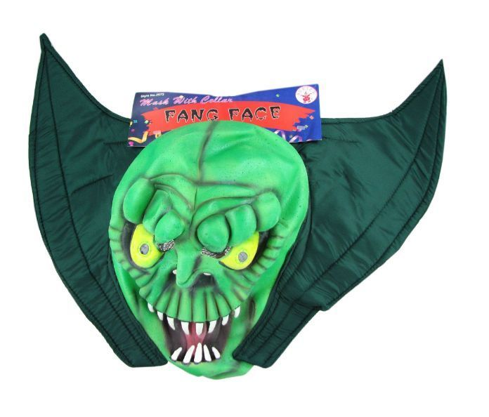 Scary Masks For Halloween #scary #mask #halloween #costume #horror #kids #Fang #Halloween