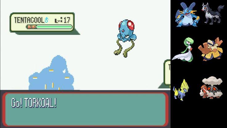 Pokemon Ruby Ep. 44: Routes 129,130, 131 & Pacifidlog Town