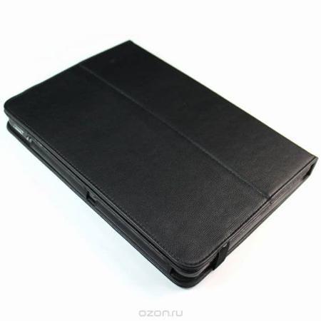 IT Baggage поворотный чехол для Acer Iconia Tab A3, Black  — 312 руб. —  Поворотный чехол IT Baggage для Acer Iconia Tab A3 - это стильный и лаконичный аксессуар, позволяющий сохранить планшет в идеальном состоянии. Надежно удерживая технику, обложка защищает корпус и дисплей от появления царапин, налипания пыли. Также чехол IT Baggage для Acer Iconia Tab A3 можно использовать как подставку для чтения или просмотра фильмов. Имеет свободный доступ ко всем разъемам устройства.