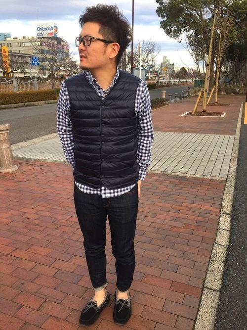 yosuke|Ray-Banのメガネを使ったコーディネートWEAR