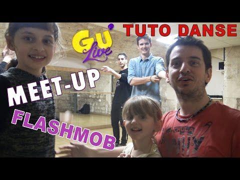 TUTO DANSE • Chorégraphie du Meet Up de Studio Bubble Tea et du Gu'Live du 25 mars  #bubble #choregraphie #danse