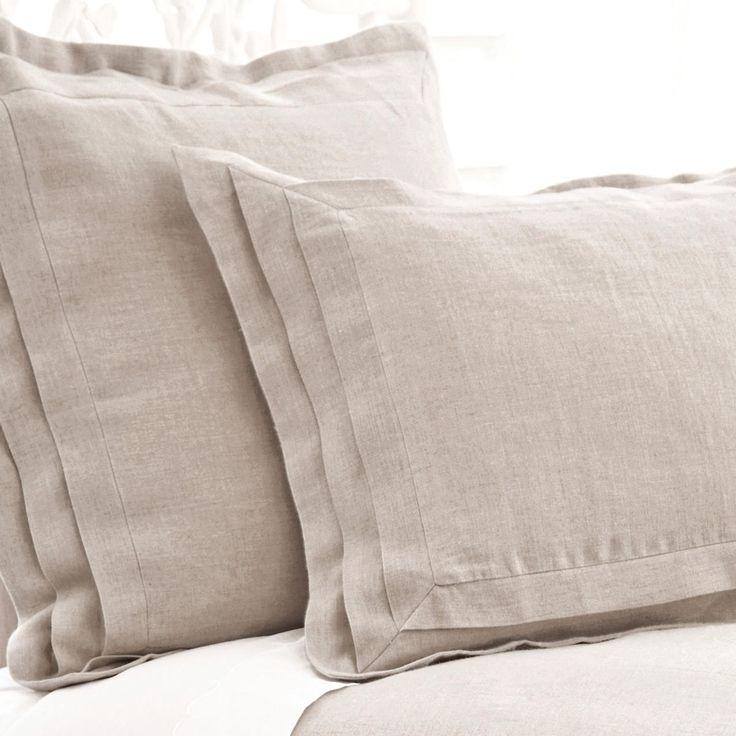 how to make easy pillow shams