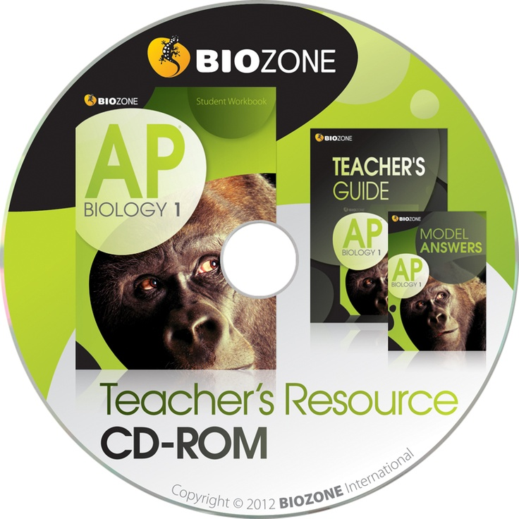 10 best ap biology resources images on pinterest ap biology biozones teachers resource cd rom for ap biology 1 fandeluxe Image collections