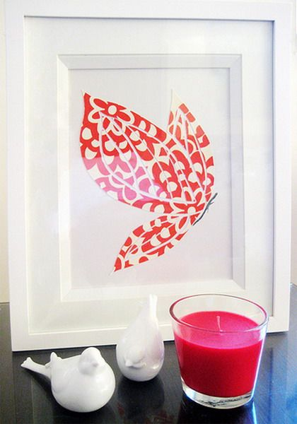 Summer Decor: Butterfly in the interior. Part 1