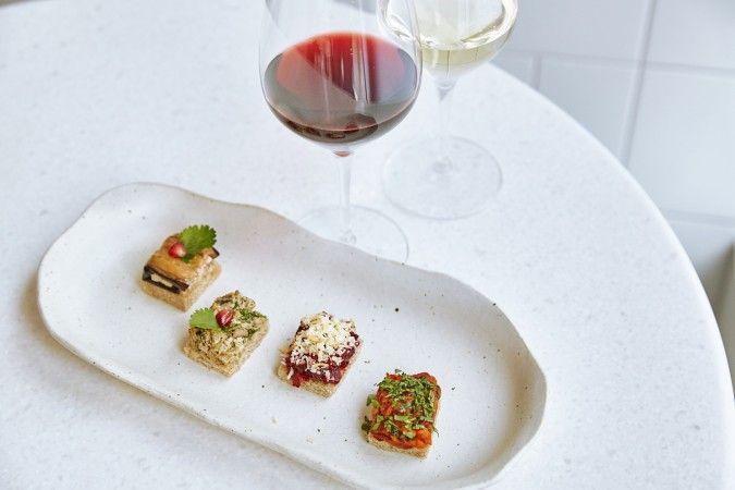 Наши закуски к вину - Скоро весна! / Ginza Project #interior #wine #bar #ginzaproject #ginza