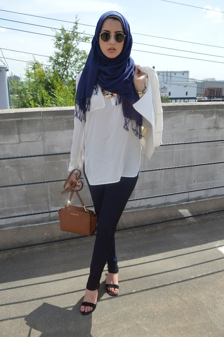 Summer Albarcha of Hipster Hijabis