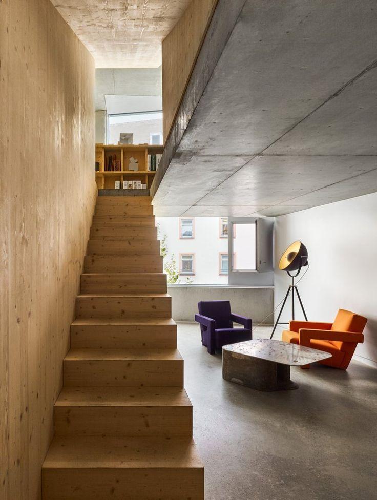 Die besten 25+ wenig Raum Treppe Ideen auf Pinterest Bodentreppe - wohnideen wenig schlecht