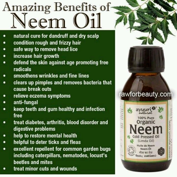 Neem oil uses and benefits