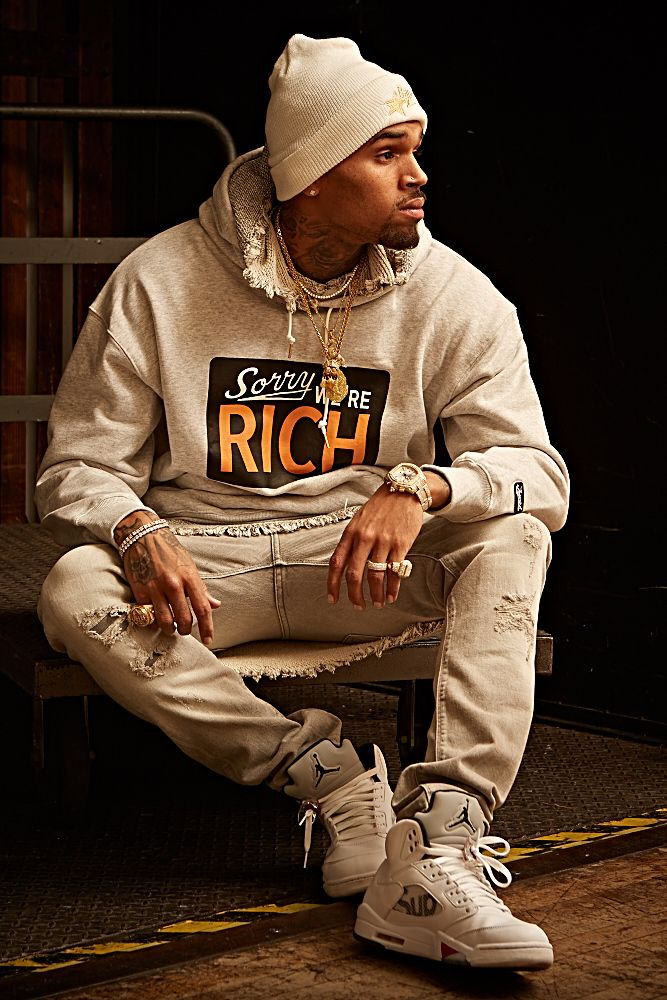 """Chris Brown for VIBE Magazine """