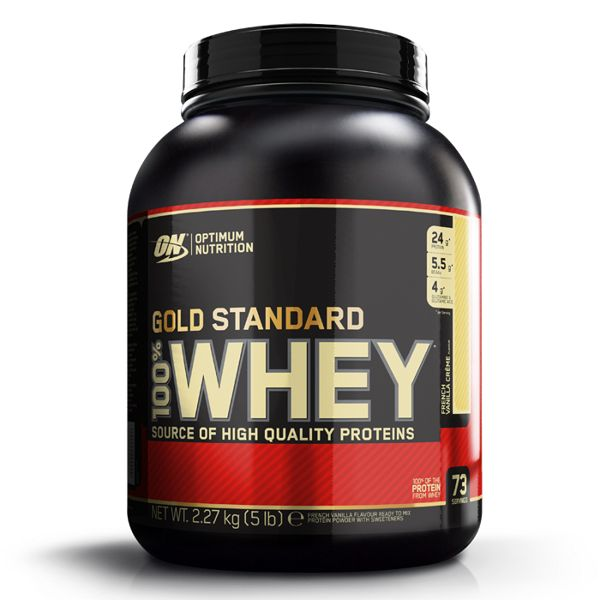 Buy online Optimum Nutrition Gold Standard Whey 2.2Kg at affordable rate from Elite supplements UK. Read product full overview and specification,customers reviews,Nutrition,Ingredients,Directions for Use,free shipping in UK.