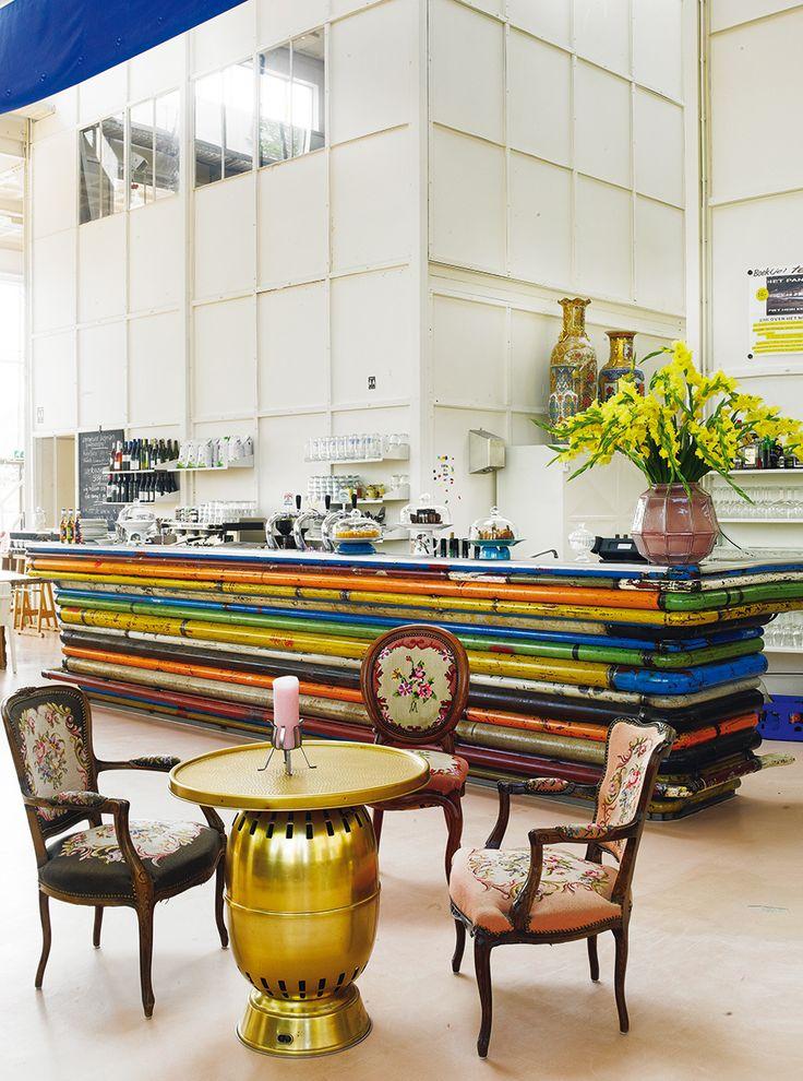 Piet hein eek restaurant eindhoven interiors interiors interiors the inner interiorista