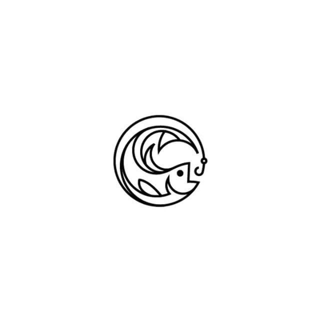 Best 25+ Fish logo ideas on Pinterest