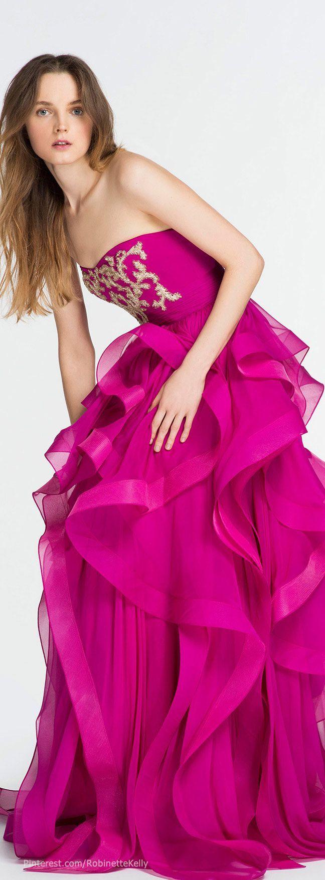 Mejores 68 imágenes de Reem Acra en Pinterest | Vestidos de novia ...