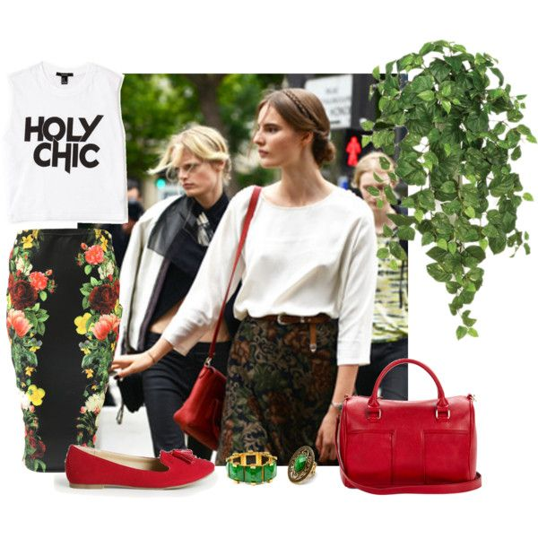 """Holy Chic!"" by bloobaz on Polyvore"