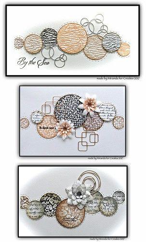 Guest Designer Miranda maakte voor Crealies 3 zeer stijlvolle kaarten: https://www.crealies.nl/detail/1756071/17-01-23-guest-designer-mirand.htm &  http://crealies.blogspot.nl/2017/01/spelen-met-de-nieuwe-backgroundzz.html  Crealies dies/stansen: Crea-Nest-Lies XXL no.21 Crea-Nest-Lies XXL no.33 Decorette no.17  Decorette no.11 + 12 Set of 3 no.36 Set of 3 no.23  Crealies stamps/stempels: Backgroundzz no.1 + 2 + 3 + 4 + 5 Bits & Pieces no.40 + 29 + 27 + 4 Tekst & Zo no. O-4 Tekst & Zo no…