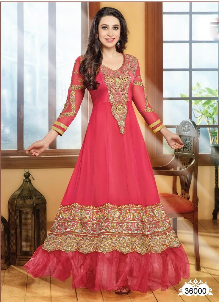 Buy Unique Products At Lowest Price Online. New Arrivals. Bibike lehnga and #Anarkali Suits@ http://www.shadesandyou.com/product-category/readymade-suits/