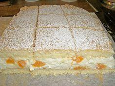 Beste Kuchen: Mandarinen - Quark - Schnitten