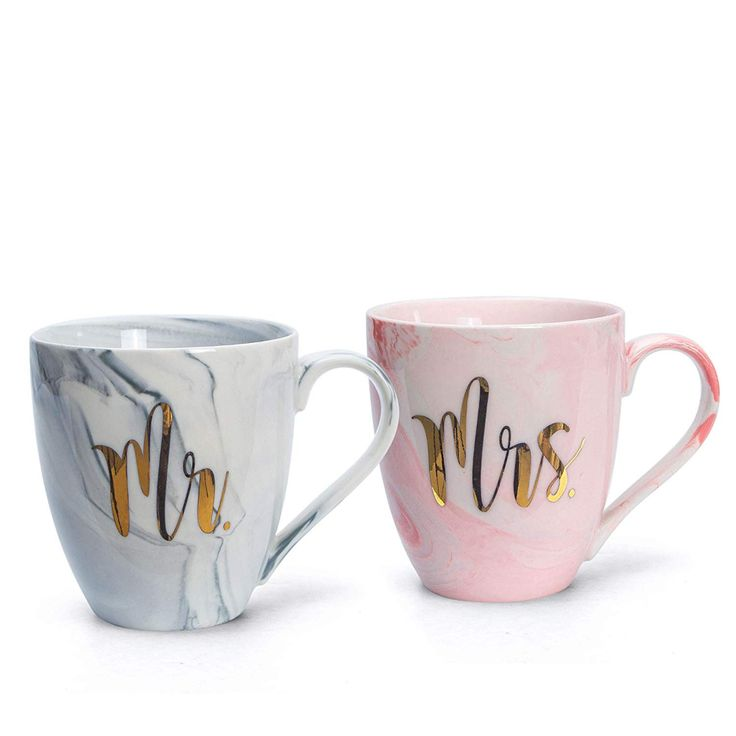 Cup und Mug Tasse Eulenpaar 400ml Porzellan